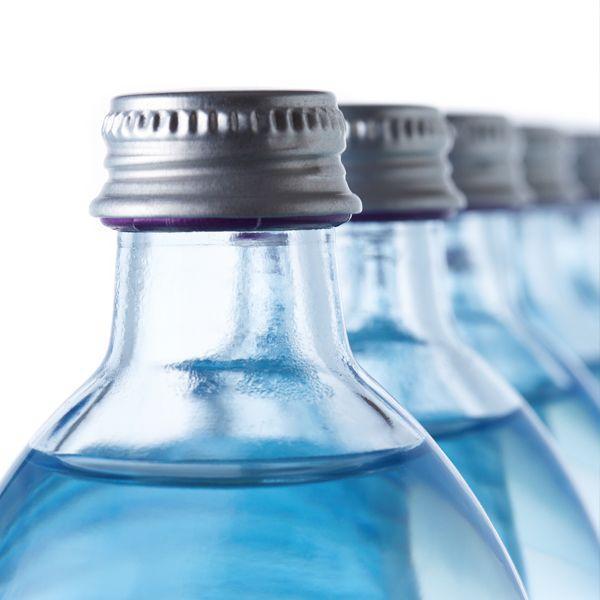 Szyjki butelek dowody