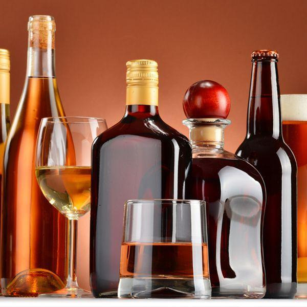 Butelki orazszklanki zwinem
